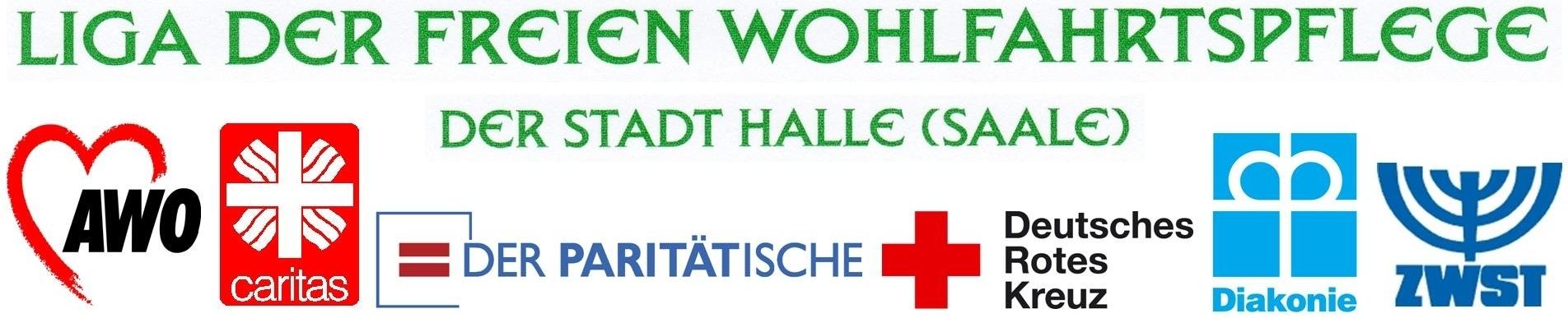 Logo Liga der freien Wohlfahrtspflege