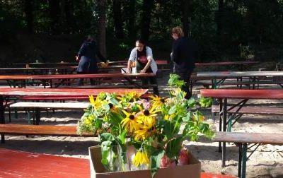 13. Freiwilligentag Halle - Dankeschönfest am Peißnitzhaus