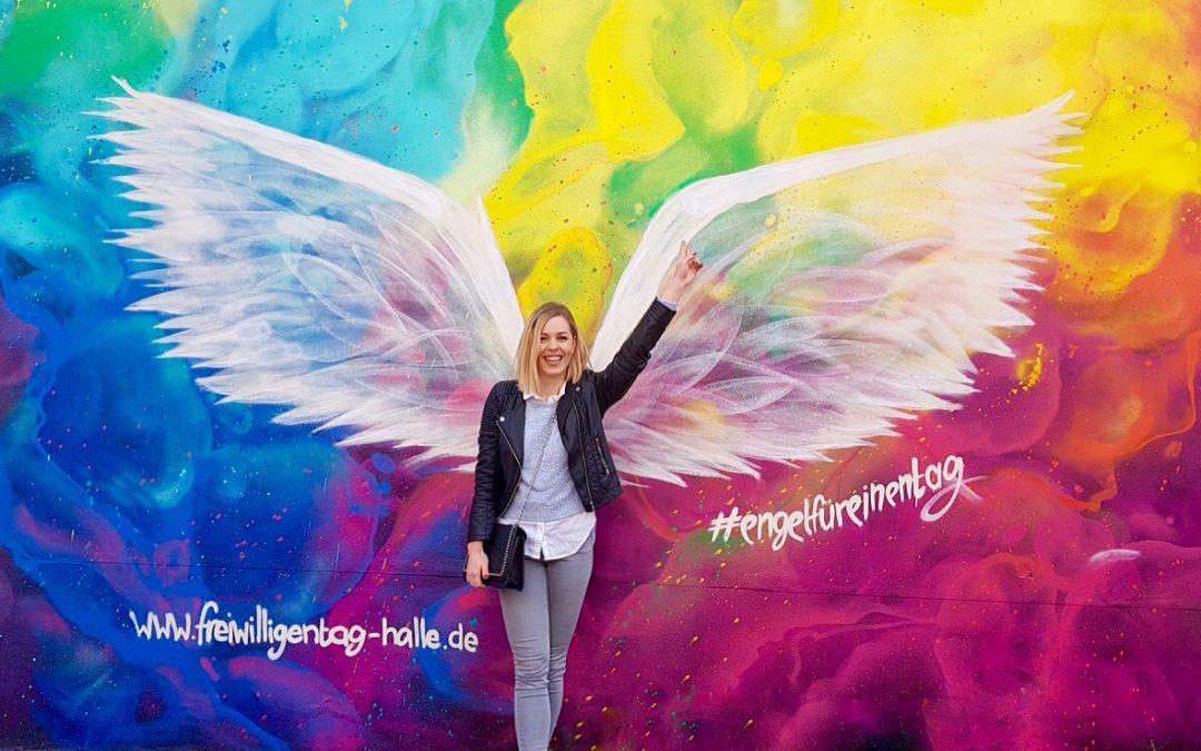 Ein Engel für Halle