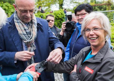 Auftakt Freiwilligentag 2019_Foto Ricarda Braun